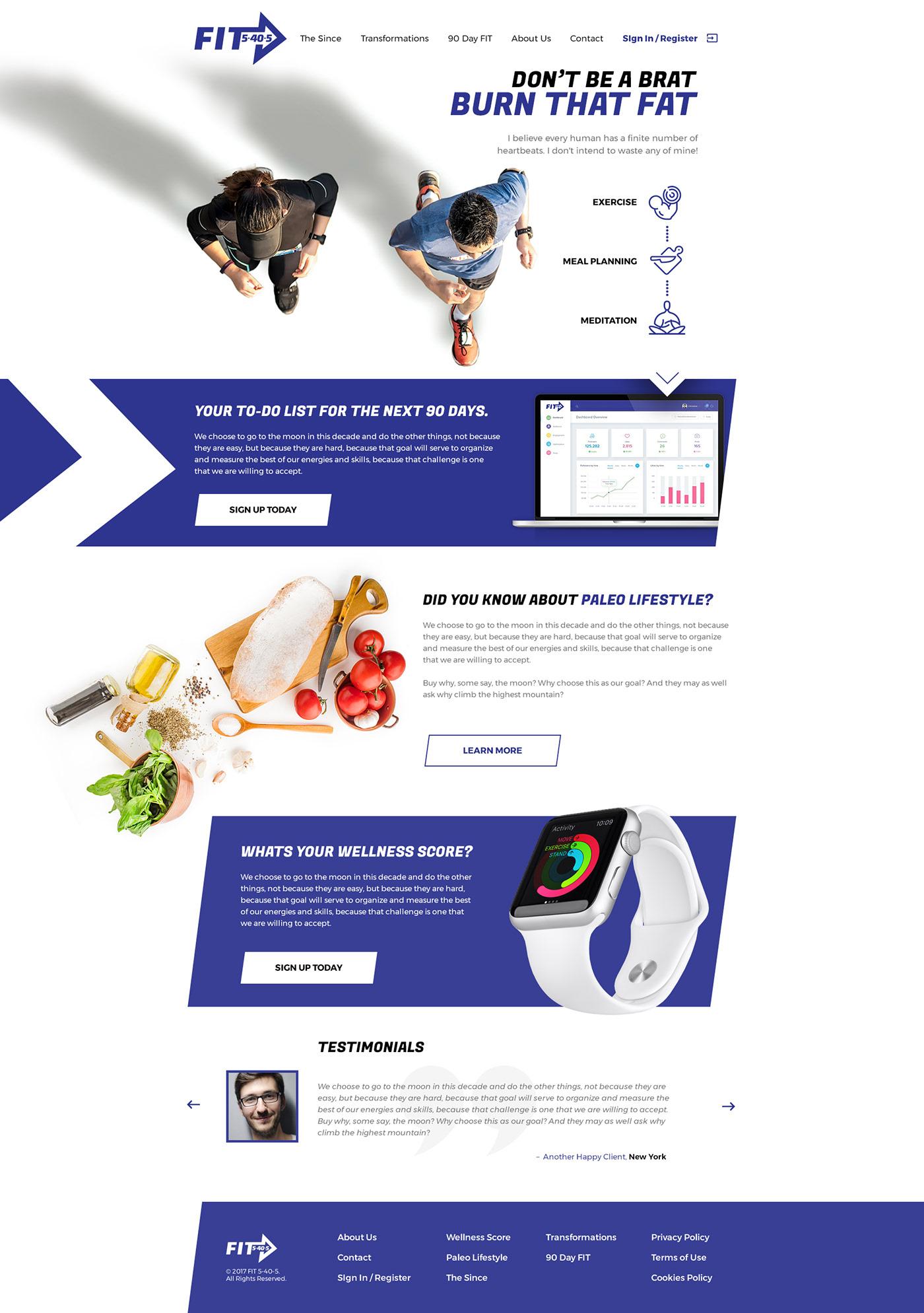 Wellness Desktop App